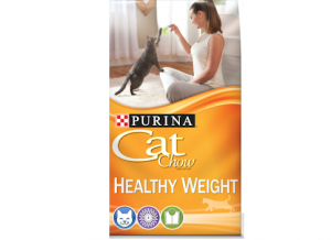 purina cat chow healthy weight 300x218 FREE Sample of Purina Cat Chow Healthy Weight