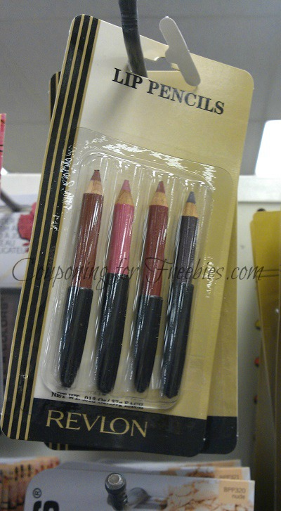 revlon lip pencils FREEE Revlon Lip Pencils at Dollar Tree