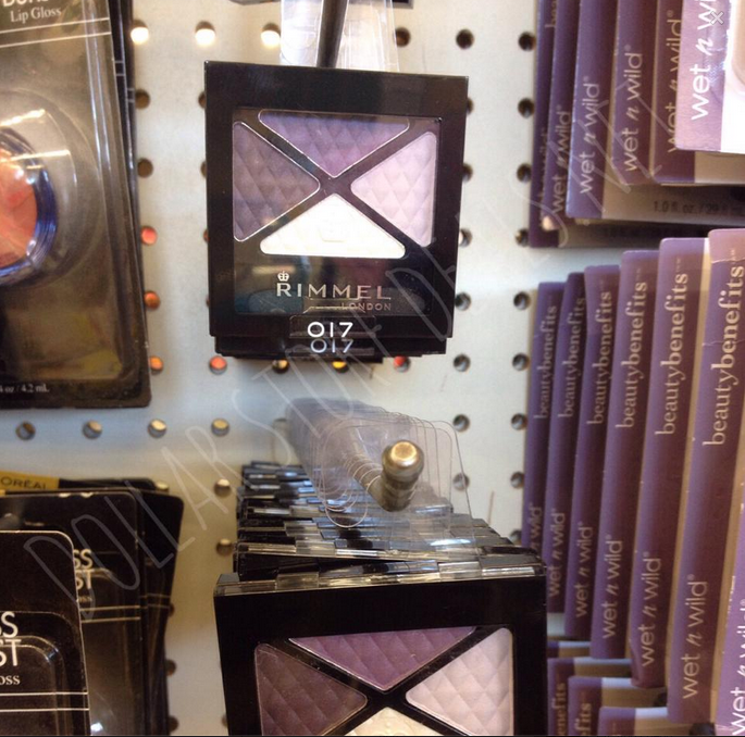 rimmel dollarstore Rimmel EyeShadow Only $0.50 at Dollar Tree!