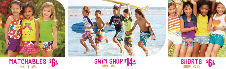 *HOT* The Childrens Place: 40% Off Entire Purchase = Tees Only $2.09, PJs $4.19 + More!