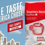 FREE Seattle's Best Coffee Sample! (First 190,000!)