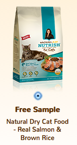 screen shot 2014 04 07 at 12 50 52 pm FREE Sample of Rachael Ray Nutrish Cat Food