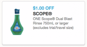 screen shot 2014 04 14 at 6 55 08 pm 300x161 Scope Dual Blast Only $0.50 each at Walgreens (Beginning 4/20)!