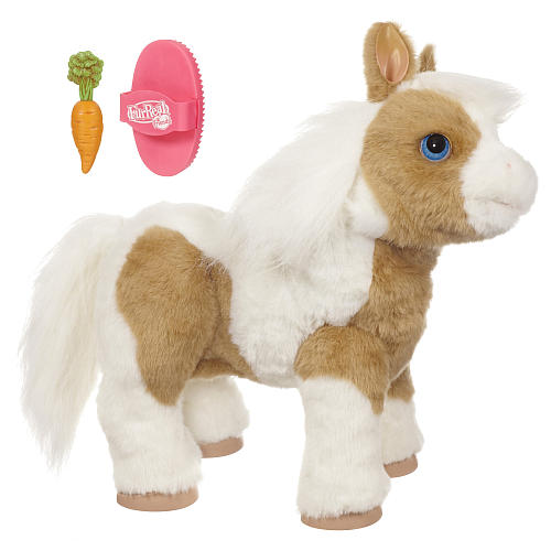 sn *HOT* Furreal Friends Butterscotch My Walkin Ponies and Snuggimals Only $5.93 each!