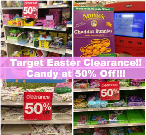 target 2 Target: 70% Off Easter Items!