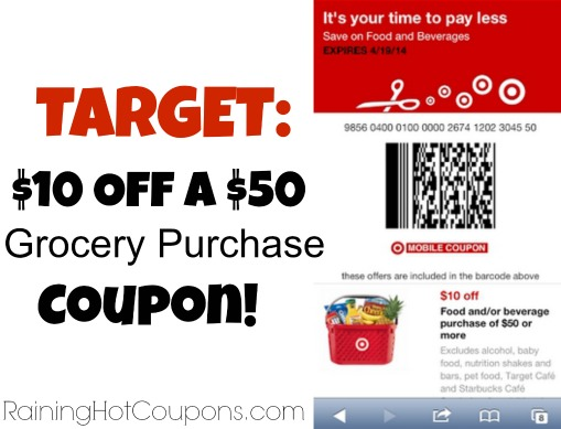 SAVE MONEY WITH TARGET COUPONS and TARGET PROMO CODES