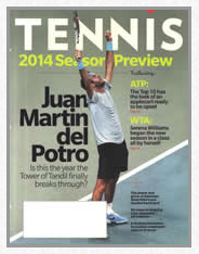 tennis Free Subscription to Tennis Magazine!