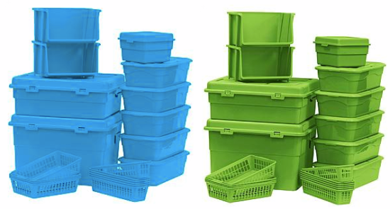 tup *HOT* 20 Piece Storage Set Only $13.49 (Reg. $30!) + FREE Shipping!