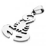Amazon: Men's Stainless Steel Scorpion Pendant Only $5.84 Shipped (Reg. $15)
