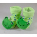 Amazon: Green Frog – Baby 3D Booties Non Slip 0-12 Months Only $2.73 Shipped