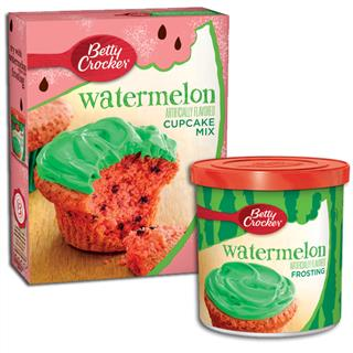 Target Betty Crocker Watermelon Cupcake Mix Frosting Only 102