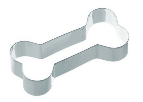Amazon: Dog Bone Shape Cookie Cutter Only $0.99 + FREE shipping!