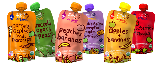 Target Better Than Free Ella S Kitchen Baby Food Pouches
