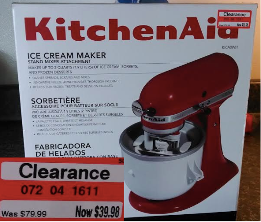 *HOT* Target: KitchenAid Mixer Attachments 50% off + USD 5 off Coupon!