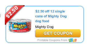Screen Shot 2014 05 24 at 2.33.49 PM Mighty Dog Dog Food Cans Only $0.39 at Walmart