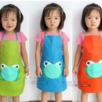 *HOT* Waterproof Children's Aprons Only $2.51 + FREE Shipping!