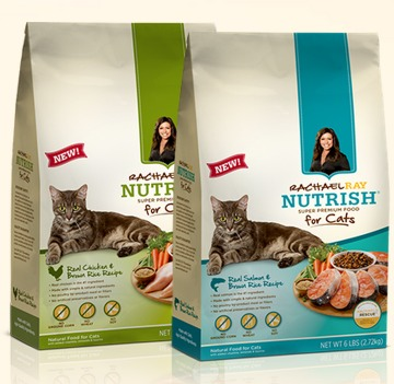 FREE Rachael Ray Nutrish for Cats Cat Food sample