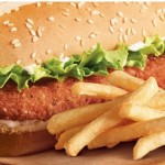 Burger King BKDelivers: FREE Large French Fries AND FREE Chicken Sandwich!