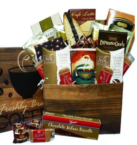 *HOT* Coffee Lovers Gift Box Filled with Goodies Only $47.83 (Reg. $81.85) + FREE shipping!