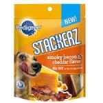 Target: Pedigree Stackerz Treats Only $1.20