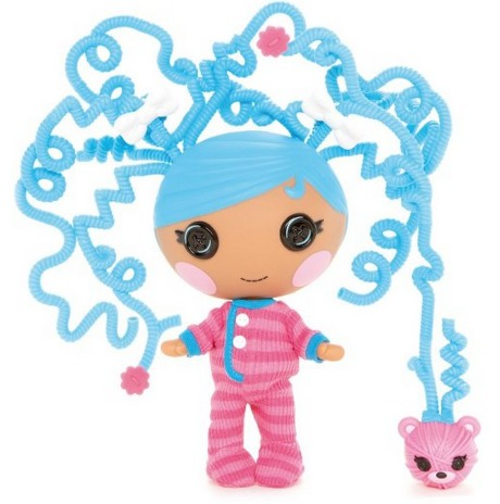 Lalaloopsy Littles Silly Hair Doll, Bundles Snuggle Stuff $13.79 (Reg. $26.99)