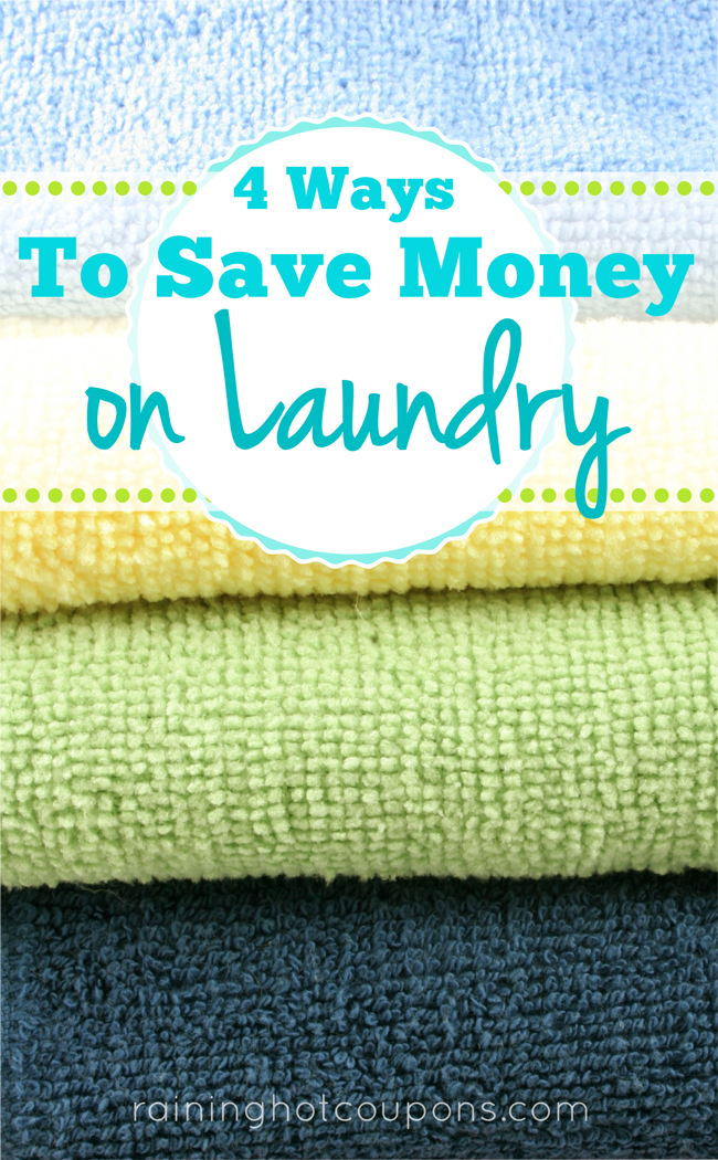 laundry 4 Ways To Save Money On Laundry
