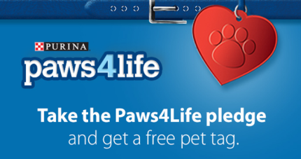 screen shot 2014 05 01 at 5 41 06 am FREE Purina Custom Pet Tag