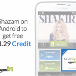 Amazon: FREE $1.29 MP3 Credit (Android Users)