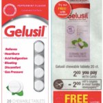 CVS: FREE Gelusil Chewable Tablets (Starting 6/1)