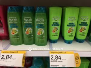 target garnier 300x225 Garnier Fructis Shampoo Only $0.09 at Target