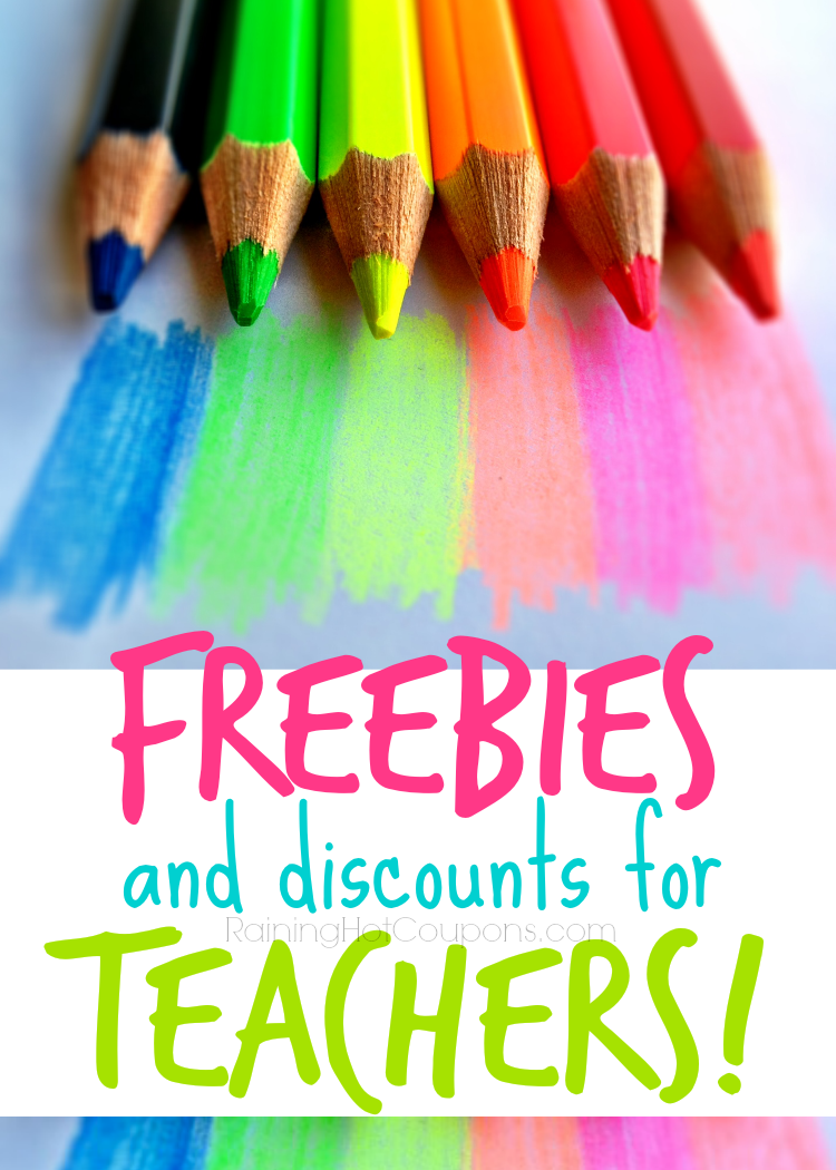 teachers.png Free Stuff for Teachers & Classrooms + Teacher Discounts at Various Stores