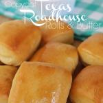 Copycat Texas Roadhouse Rolls & Cinnamon Butter