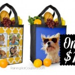 *HOT* Customized Tote, Grocery, Diaper Bag Only $1!