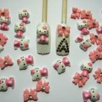 Amazon: 40 Piece Hello Kitty 3D Nail Art Kit Only $3.35 Shipped
