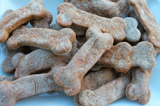8.jpg Homemade Dog Beef Biscuits