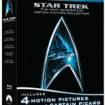 Star Trek: The Next Generation Motion Picture Collection (First Contact / Generations / Insurrection / Nemesis) On Blu-Ray Only $16.99 (Reg. $69.99)!