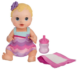 Hot Baby Alive Bitsy Burpsy Baby Doll Only 11 Reg 24