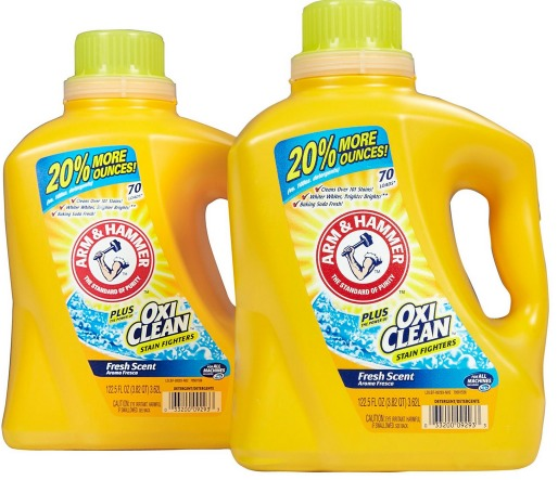 *HOT*  Arm & Hammer Laundry Detergent Only $1.33 with New $3 Coupon!