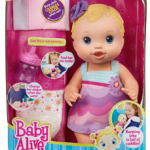*HOT* Baby Alive Bitsy Burpsy Baby Doll Only $11 (Reg. $24.99)!