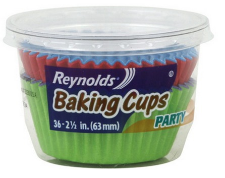 Reynolds Baking Cups Only $0.42 with New Coupon!