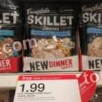 Target: Campbell's Sauces & Market Pantry Rice Pouch Only $1