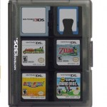 Amazon: Nintendo 3DS Game Card Case 24 Only $9.99!