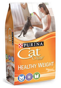 catchow2 FREE Sample of Purina Cat Chow Healthy Weight