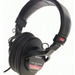 Amazon: Sony Studio Monitor Headphones with CCAW Voice Coil Only $54.99 Shipped (Reg. $109.99)!
