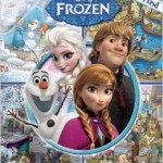 Amazon: Look and Find Disney Frozen Hardcover Only $5.81