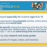 FREE Trial of Encyclopedia Britannica Kids