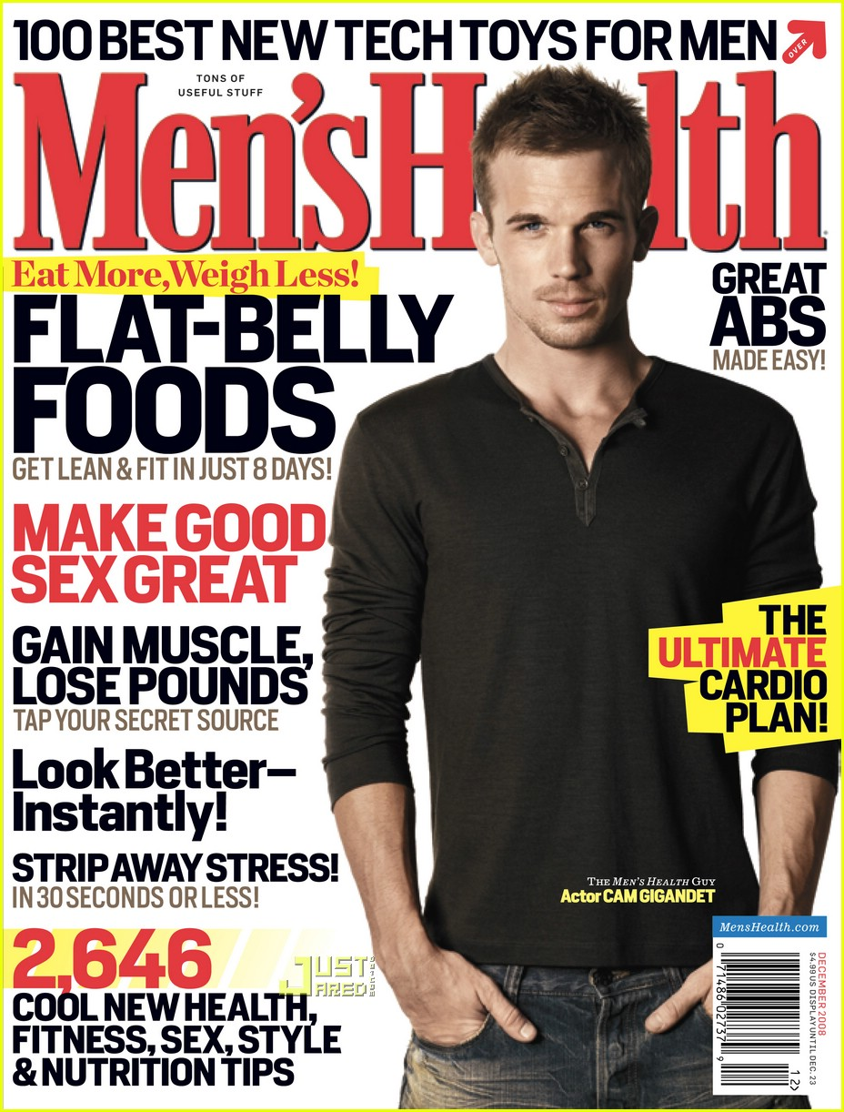 FREE 1 Year Subscription To Men's Health Magazine
