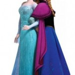 Lifesize Cardboard Standup Cutout Poster of Elsa and Anna Disney's Frozen $35.05 + FREE Shipping (Reg. $42.99)!
