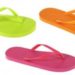 *HOT* Summer Flip Flops for the Whole Family Only $0.50 Shipped! (Hot Pink, Orange, Black and More!)