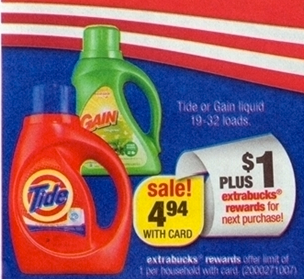 tide *HOT* Tide Laundry Detergent Only $1.94 a Bottle!